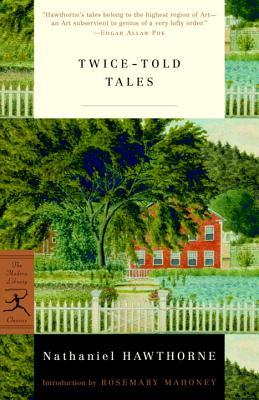 book cover of Twice Told Tales
