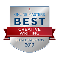Online Masters - Best Creative Writing Degree Programs - 2019