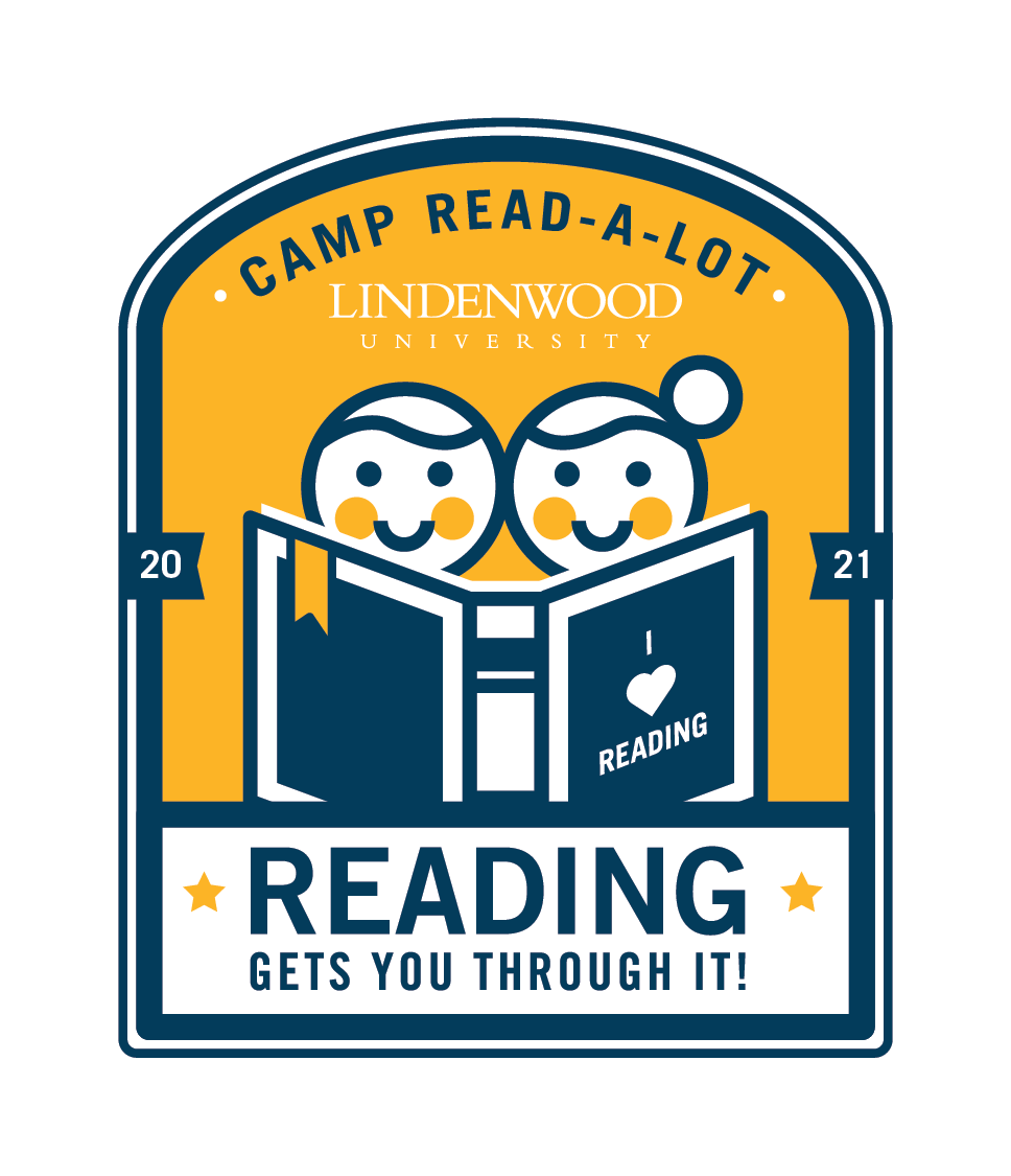 Camp Read-A-Lot 2021: Reading Gets You Through It!
