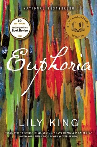 Book cover of Euphoria