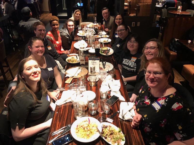 Alumni Networking Dinner in Chicago (April 11, 2019)
