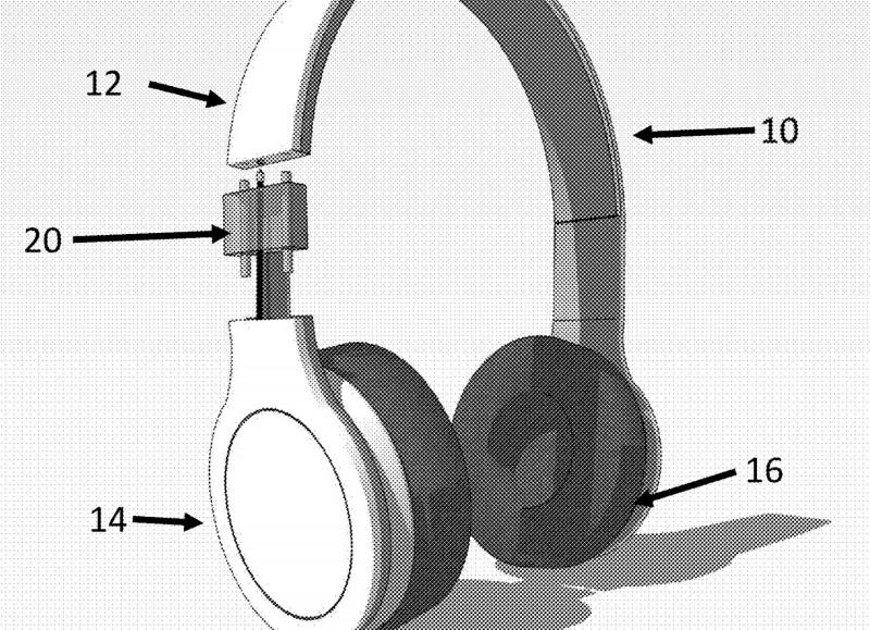 Headphone Illustration
