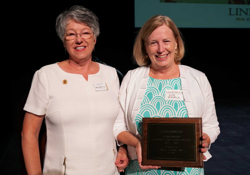 Adjunct of the Year Recognition