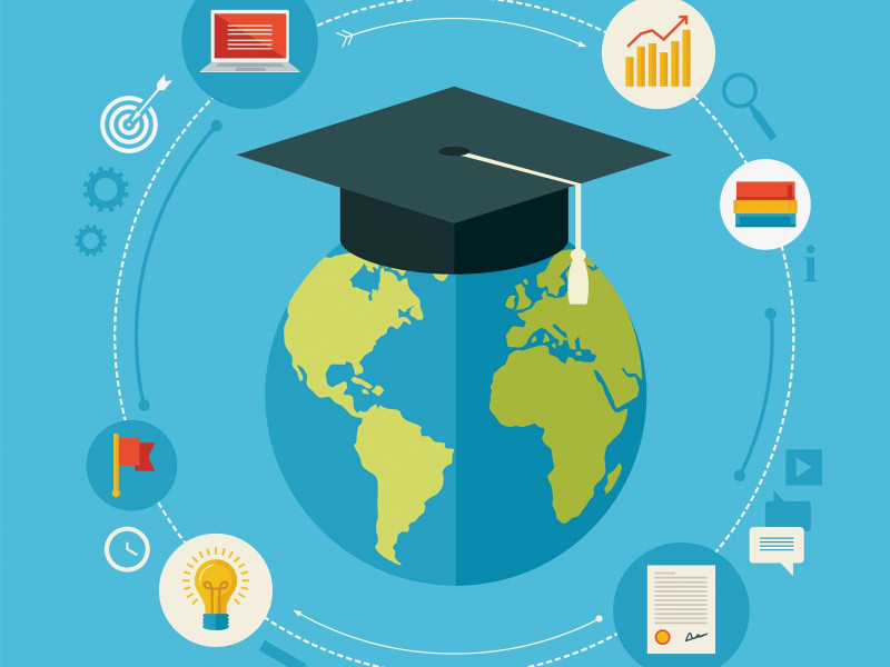 International Student Adjustment Framework: Improvement through Educational Leadership