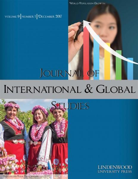 Journal of International & Global Studies: Volume 9, Number 1