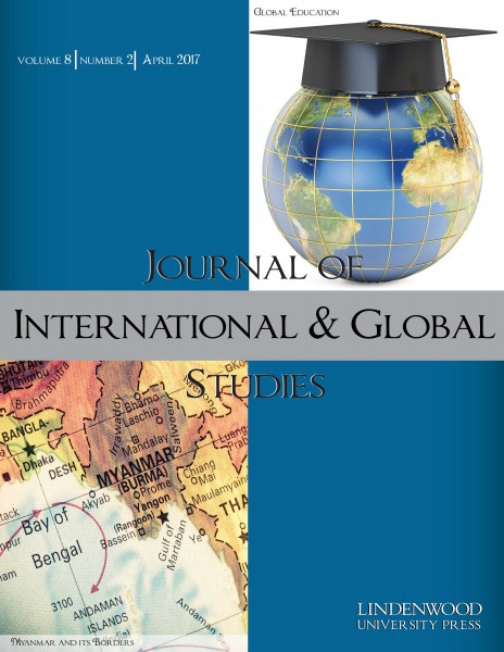 Journal of International & Global Studies: Volume 8, Number 2