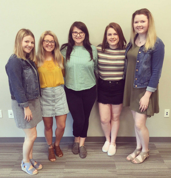 Panhellenic Association Executive Board