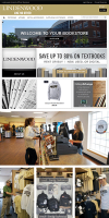 Lindenwood Barnes & Noble website