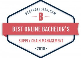 Best Online Bachelor's Degree Supply Chain Management