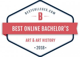 Best Online Bachelors Art and Art History