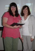 Assessment Champions Recognized at Staff Meeting - 01