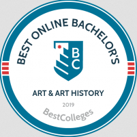 Best Online Bachelors in Art and Art History 2019