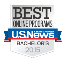 U.S. News and World Report's best online bachelor degree programs