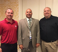Bill Dill is named NAIA Athletic Trainer of the Year