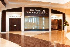 The Emerson Black Box Theater