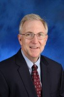 Dan Grigg, Lindenwood's vice president for development