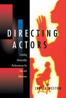 Book cover of Directing Actors