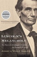 Book cover of Lincoln's Melancholy