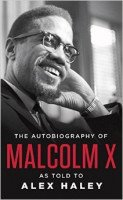 Book cover of Autobiography of Malcolm X