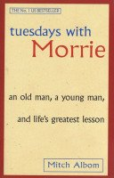 Book cover of Tuesdays with Morrie
