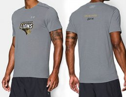 The new Lindenwood T-shirts from Under Armour