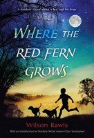 Book cover of Where the Red Fern Grows