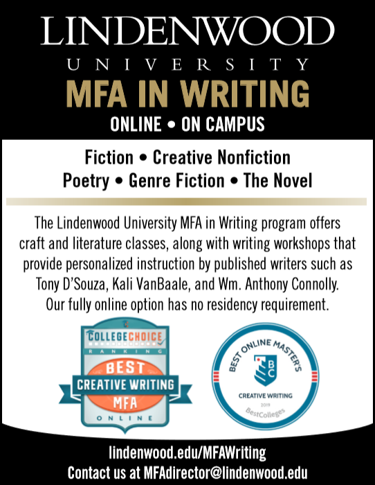 About the MFA in Writing | Lindenwood University