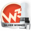 W3 Awards - Silver Winner 2016
