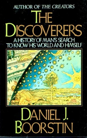 Book cover of The Discoverers
