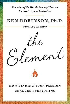 Book cover of The Element